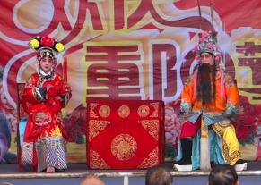 晋城市上党戏迷协会专场演唱会