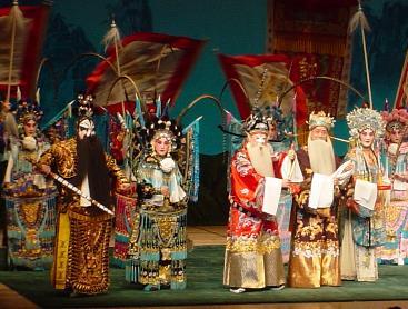 京剧名家名段演唱会欣赏