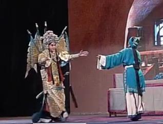 小红丽晋剧院《别窑》