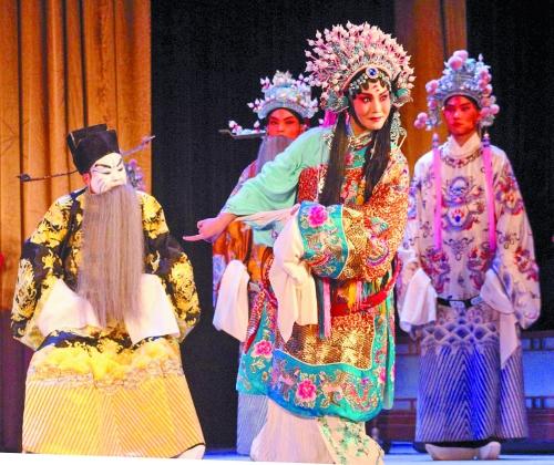 豫剧是哪里的_河南豫剧大全