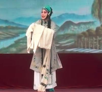 河北梆子戏迷演唱会