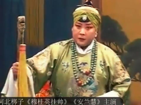 安兰慧 河北梆子穆桂英挂帅
